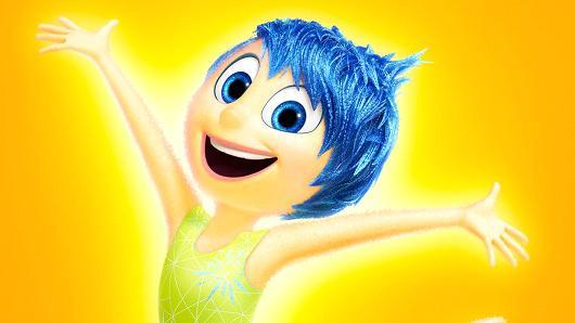 Joy from the film Inside Out